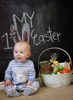 First Easter!
