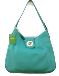 NWT $378 Kate Spade Jamie Chrystie Street Pebbled Leather Verna Shoulder Bag  #katespade #Hobo