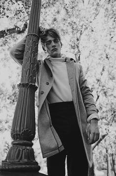 "themenissue: "" Photo by Fanny Latour-Lambert Model Billy Vandendooren Styling Luca Roscini for Style Magazine Italia """