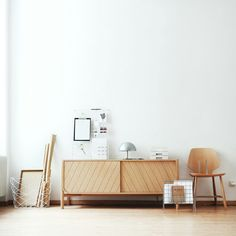 Minimal living room inspiration with lovely chairs and sideboards — curated by ajaedmond.com | scandinavian design | minimalist interior design | minimalist home decor | minimalist decor | scandinavian interior