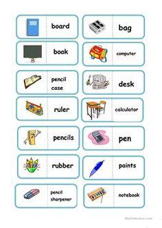 school domino