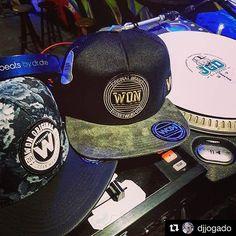 #Repost @djjogado with @repostapp ・・・ ...mais uma parceria pesada. Valeu pela consideração familia #Won , só #Cap monstro!!! #Woncap #wonstreetwear