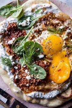 Turkish Fried Eggs i