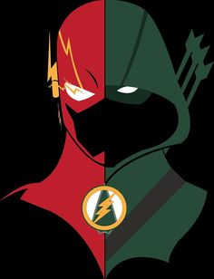 New t-shirt! inspired by the flash and arrow crossover http://www.redbubble.com/people/lunaticmookie/works/19296101-the-flash-x-arrow ty for the support on the Aang t-shirt post, u guys are awesome!