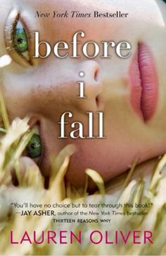 Book 38-Before I Fall by Lauren Oliver; A book that made you cry. Completed 16/08/15. #2015readingchallenge