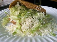 Una de las delicias mexicanas que he probado en este país son las Gorditas de carne.
