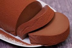 Homemade Chocolate, Chocolate Desserts, Chocolate Cake, Sweet Recipes, Cake Recipes, Dessert Recipes, Japanese Chocolate, Easy Meals For Kids, Nutella Recipes