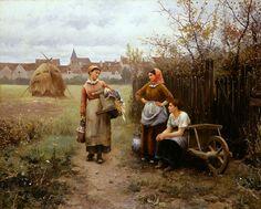 Daniel Ridgway Knight (1839-1924)