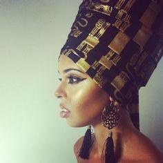queen nefertiti costume - Google Search