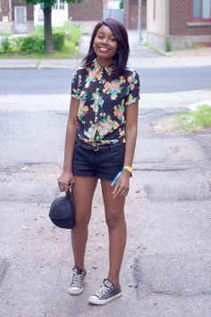 "the-streetstyle: ""Osheaga #1 "" www.fashionclue.net | Fashion Tumblr, Street Wear & Outfits"