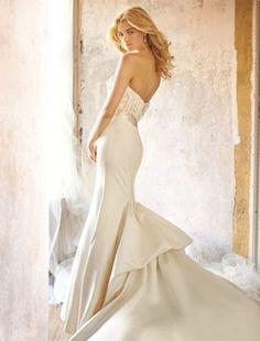 Tulle Wedding Dress for Bride #wedding #dress
