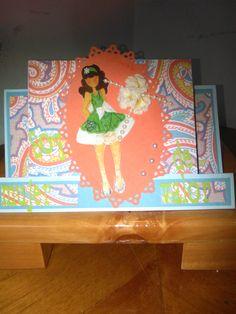 Tarjeta de escritorio. Elaborada por Yenory Rodríguez.