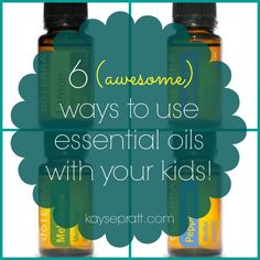 I've had quite a few friends with sick kiddos this week, all asking me about…
