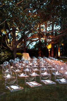 #ghost-chair, #chair  Photography: Gia Canali - giacanali.com  Read More: http://www.stylemepretty.com/2014/09/09/glamorous-garden-wedding-at-the-beverly-hills-hotel/