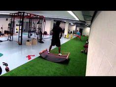 CrossFit meets SLACK-NUT®