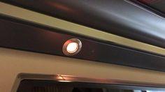 Světelná rampa halogen s regulací světla