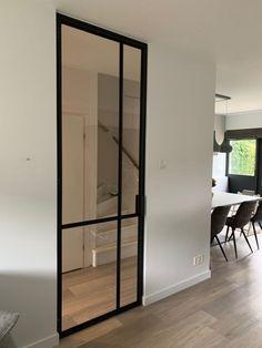 www.lifs.nl #lifs #interiordesign #interieuradvies #ontwerp #stalendeur #maatwerk #lichtplan Cozy Decor, Interior And Exterior, New Homes, Cute House, House, Industrial House, Home Decor, House Interior, Doors Interior