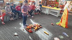 Activities For Kids, Autumn, Vegetables, Fall Season, Children Activities, Fall, Vegetable Recipes, Kid Activities, Petite Section