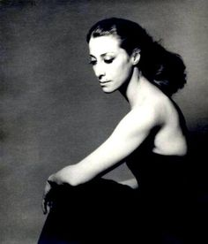 Maya Mikhaylovna Plisetskaya - Russian ballet dancer, ballet master, choreographer, teacher, writer, and actress. \\ Born on November 20, 1925.  Frequently cited as one of the greatest ballerinas of the 20th century.