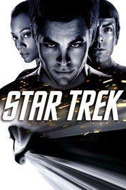 star trek With Chris Pine as James T. Kirk, and Zachary Quinto as Spock Star Trek 2009, Star Trek Dvd, Watch Star Trek, Star Trek Movies, Star Wars, Movies And Series, Hd Movies, Movies To Watch, Movies Online