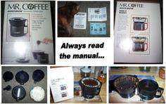 Coffee: Machines and Brewing Methods, Mr. It's Wonderful, Drip Coffee Maker, Brewing, Microwave, Coffee Making Machine, Microwave Oven, Microwave Cabinet