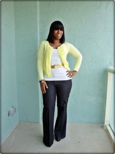 Curves and Confidence | Inspiring Curvy Women One Outfit At A Time: High Expectations