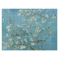 Altijd al een Van Gogh aan je muur willen hebben? Dit is je kans! Oké, het is geen echte, maar wel een hele unieke en bijzondere! Dit 'schilderij' bestaat namelijk uit losse kaarten, die samen één geheel vormen. Een origineel wandsysteem van IXXI!