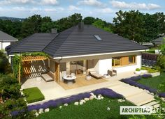 Archipelag namų projektai: Flo III G1 - aprašymas - Archipelag