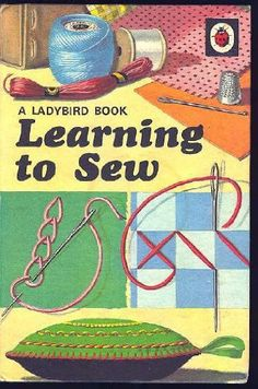 Learning to Sew (A ladybird book): Amazon.co.uk: Noreen Davis, Eric Winter: Books