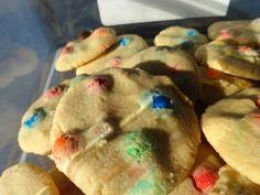 :M&M koekjes recept!