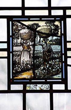 An African-American dishwasher lost his job after losing his cool and breaking a stained-glass panel in Yale's Calhoun residential college dining hall that depicted slaves carrying bales of cotton.…