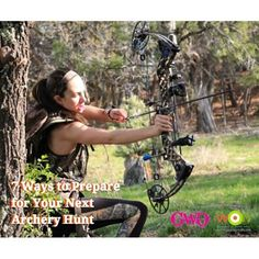 Read '7 Ways to Prepare for an #ArcheryHunt' by @lea_huntress AT THE WON! She's wearing @girlswithgunsclothing #LeasLessonsandLegends #BowHunter #GwG #GirlswhoHunt