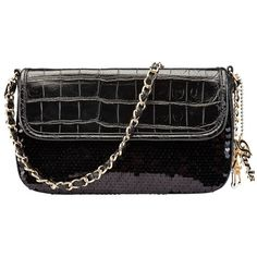 Coco Black Small Handbag
