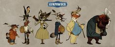 Gunpowder by *shoomlah on deviantART