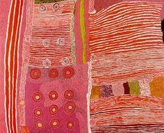 Ginger Wikilyiri - aboriginal art