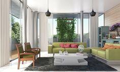 Living Room Arrangements Perfect For Big Families