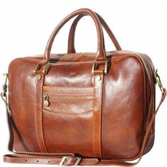 Firenze Italian Leather Briefcase For Him or Her Handbags For Men, Luxury Handbags, Leather Handbags, Women's Handbags, Leather Bags, Large Purses, Briefcases, Kate Spade Handbags, Leather Briefcase