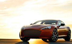 Foto Exteriores (2) Aston Martin Rapide s Berlina 2013 Dream cars luxury