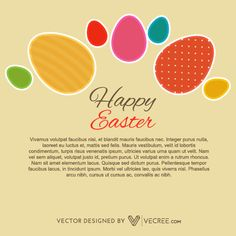 Millions of Free Graphic Resources. Happy Easter Greetings, Easter Greeting Cards, Vector Free Download, Free Vector Graphics