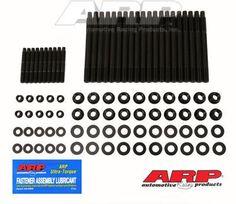 ARP 2004+ Chevrolet LS Engine Head Stud Kit Car Chevrolet, Chevy, Cadillac Cts V, Ls Engine, Camaro Zl1, Heat Treating, Black Oxide, Cylinder Head, Performance Parts