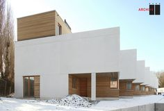 St-Agatha-Berchem Sustainable Social Housing - Picture gallery