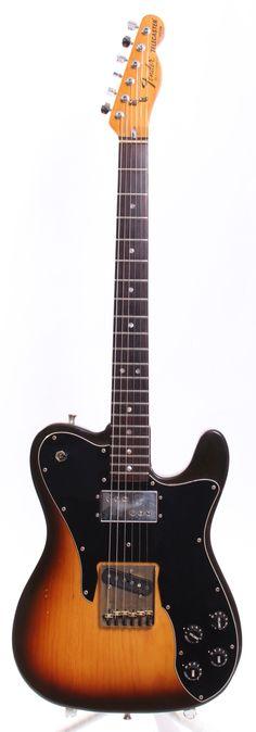 1979 Fender Telecaster Custom sunburst