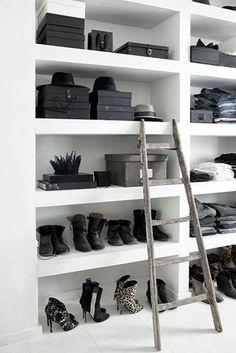 Interior crisp: 7 Decorating tricks for a tidy home.