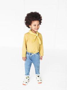 RELAXED-FIT JEANS Kids Fashion Boy, Girl Fashion, Stylish Baby Boy, Boys Pants, Zara United States, Toddler Girl, Baby Boys, Baby Fever, Jeans Fit