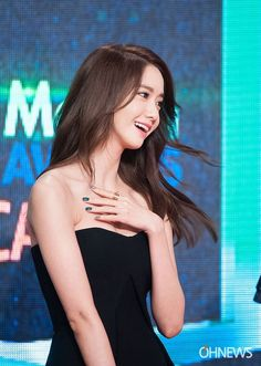 For me, is Yoona one of the most beautiful woman I've ever seen.