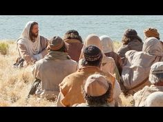 Jesus teaches his disciples the correct manner of prayer and offers the Lord's prayer. Life Of Jesus Christ, Jesus Christ Images, Jesus Lives, Michael Jackson, Lucas 11, Mormon Channel, Mormon Messages, Prayer And Fasting, Bible Prayers