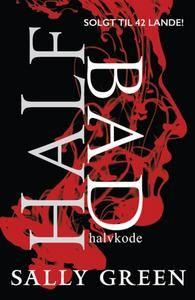 9 out of 10 stars for Half Bad - Halvkode af Sally Green #boganmeldelse #bookreview Read more reviews at http://www.boggnasker.dk