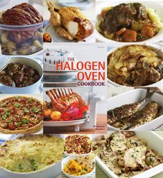 Halogen Ovens Heat With A Combination Of Infra Red And Convection To Cook Food 40