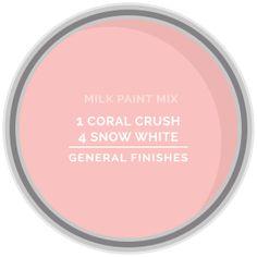 Color Mixing Lab | General Finishes Design Center Ceiling Paint Colors, Interior Paint Colors, Paint Colors For Home, House Colors, Interior Design, Painted Cedar Chest, Paint Color Schemes, Favorite Paint Colors, General Finishes