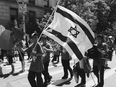 """A photo from the """"Celebrate Israel"""" parade in Manhattan, New York on fifth avenue. www.celebrateIsraelny.com"""